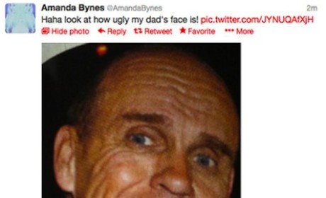 Amanda Bynes Says Miley Cyrus, Drake and Her Dad Are Uggers