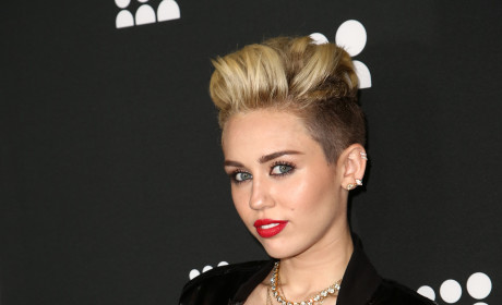 Miley Cyrus Fashion Decision