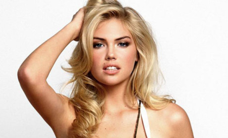Kate Upton in a Bikini Photo