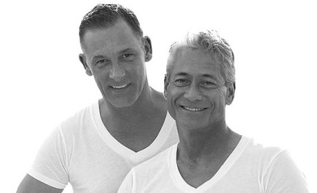 Greg Louganis: Engaged to Johnny Chaillot!