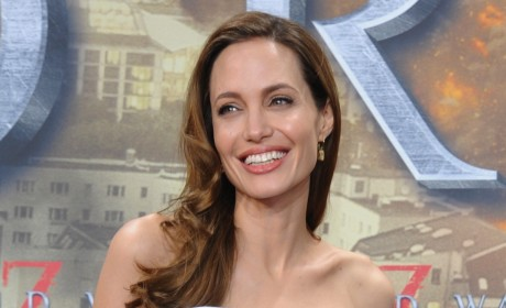Angelina Jolie Thin Photo