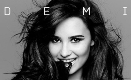 "Demi Lovato Unveils ""Made in the USA"" Cover Art"