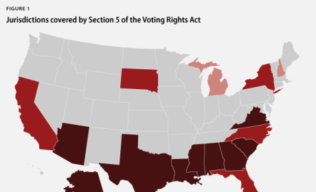 Voting Rights Act Altered in Controversial Supreme Court Ruling