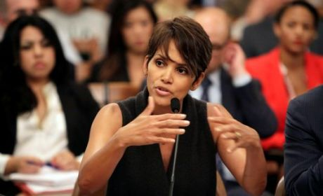 Halle Berry Addresses California Lawmakers, Pushes for Anti-Paparazzi Bill