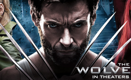 The Wolverine Banner: Arrived!