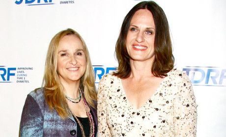 Melissa Etheridge: Engaged to Linda Wallem!