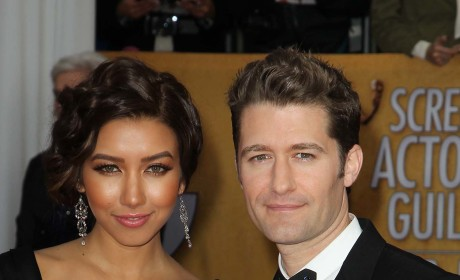 Matthew Morrison: Engaged to Renee Puente!