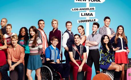 Glee Season 5: Say Farewell To...