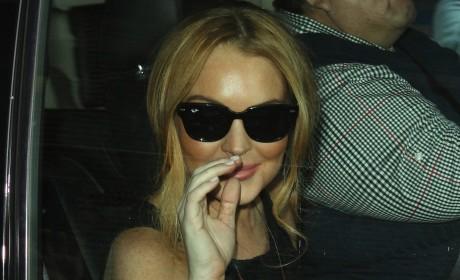 Lindsay Lohan: So Scared of Relapsing!