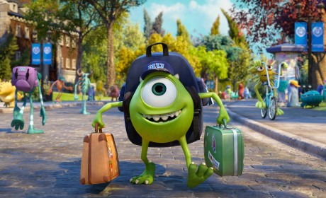 Monsters University Repeats as Box Office Champ