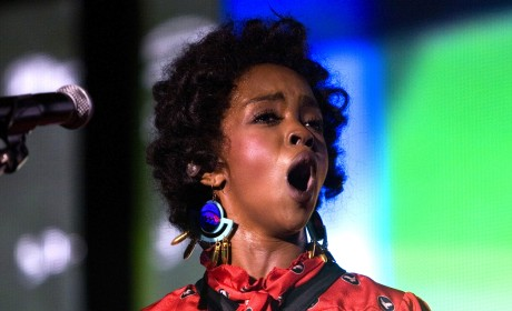 Lauryn Hill O-Face