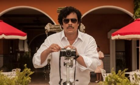 Benicio Del Toro as Pablo Escobar: The Uncle No One Wants