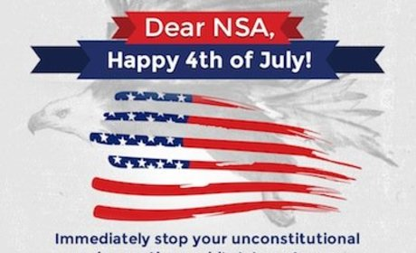 Happy 4th of July, NSA!