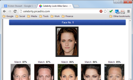 Celeb Look-Alikes
