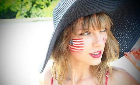 Taylor Swift Loves America