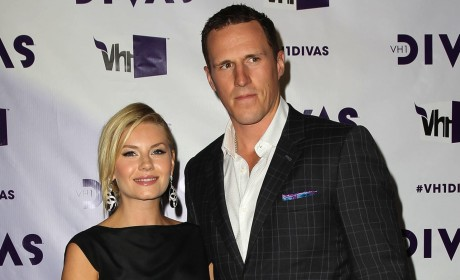 Elisha Cuthbert and Dion Phaneuf Photo