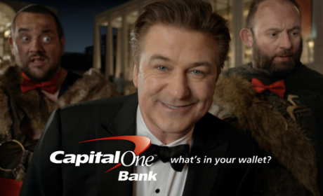 Activist Groups to Capital One: Fire Alec Baldwin!