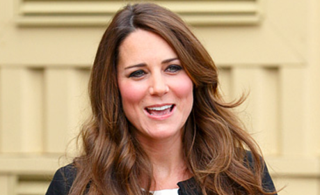 Kate Middleton: So Nervous to Give Birth!