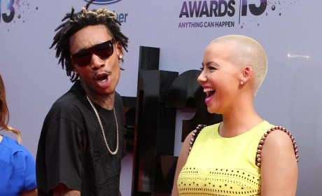 "Wiz Khalifa: Amber Rose is a ""Foul Creature"""