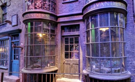 Google Maps Offers Look at Harry Potter Universe