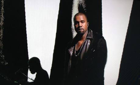Kanye West: PISSED Over Music Video Leak