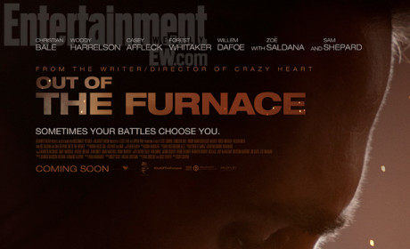 Out of the Furnace Poster: Christian Bale as Not Batman!