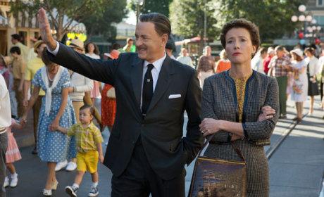 Saving Mr. Banks: First Look at Tom Hanks as Walt Disney