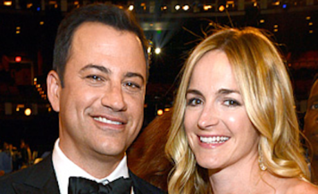 Jimmy Kimmel and Molly McNearney Photo