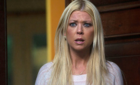Tara Reid: Down with Sharknado Sequel!