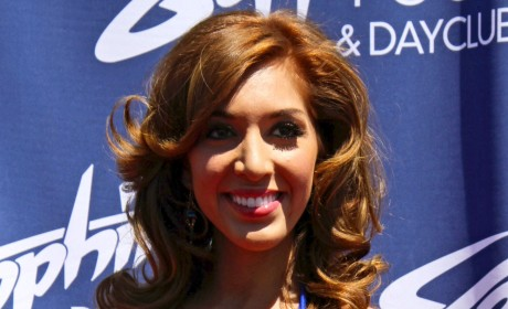 Farrah Abraham: REJECTED By Playboy!