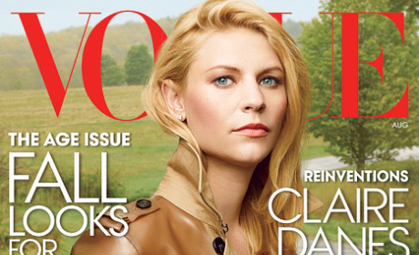 "Claire Danes Details Major Career Struggles, Is Just a ""Big Nerd"""