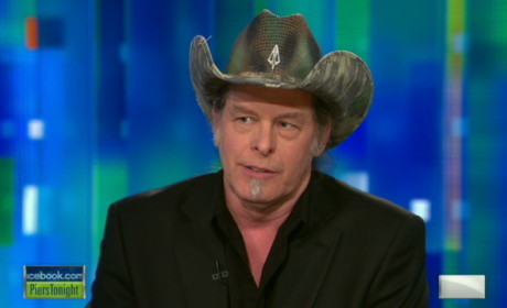 Ted Nugent on Trayvon Martin Case, Verdict: Teach Your Kids Not to Attack People!