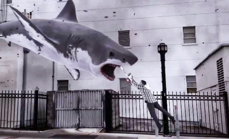 Sharknado 2: Coming This July! With Tara Reid and Ian Ziering!