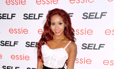 Snooki Nude Photos: Leaked, Seductive!