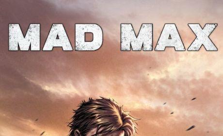 Mad Max Comic-Con Poster