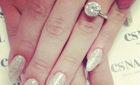 Kelly Osbourne Engagement Ring