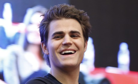 Happy 31st Birthday, Paul Wesley!