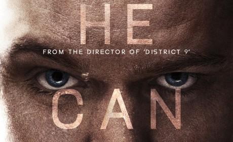 Elysium Poster: Matt Damon Can Save Us All