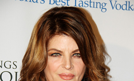 Kirstie Alley Photograph