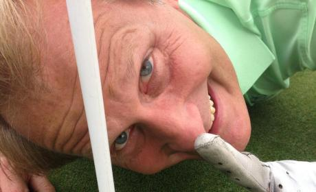 Jeff Daniels: Hole in One!