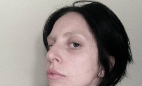 Lady Gaga No Makeup Photo: Selfie Shocks Internet