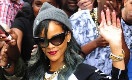 Rihanna Performance Nixed From Thursday Night Football Due to Ray Rice Scandal: WTH?!