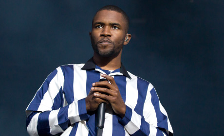 Frank Ocean Tears Vocal Cord, Cancels Australian Tour Dates