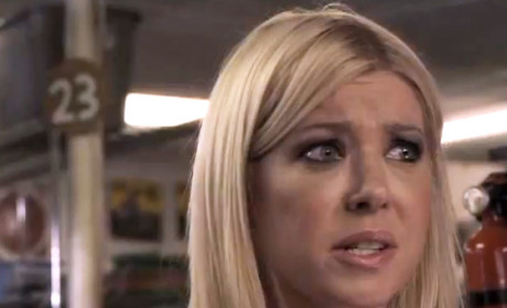 Tara Reid: FIRED From Sharknado Sequel?