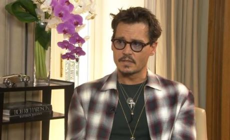 Johnny Depp: Ready to Retire?
