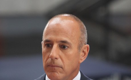 Matt Lauer Refuses Pay Cut, Fired Today Show Staffers Allegedly Irate at Anchor