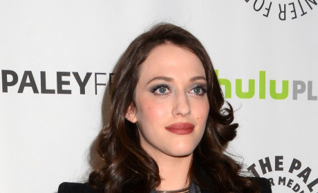 Kat Dennings: So Sick of Justin Bieber Shirtless Pics!