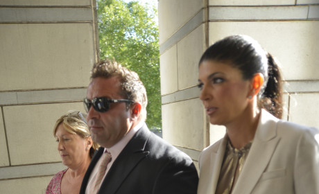 Teresa Giudice Indictment Prompts Concern Among Housewives
