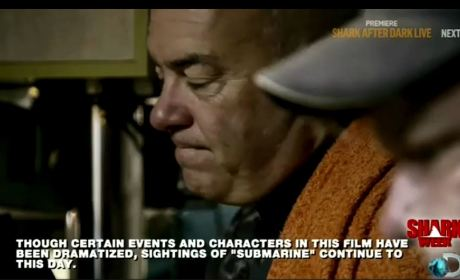 Megalodon: Fake Documentary Kicks Off Shark Week 2013