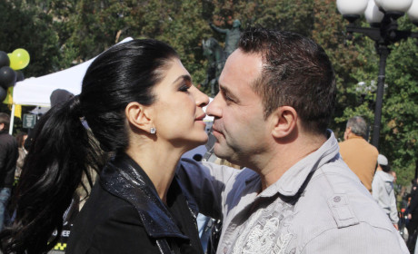 Teresa Giudice and Joe